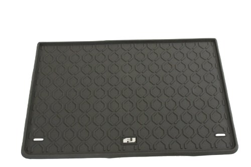 TOYOTA Genuine Accessories PT548-60071-01 All Weather Cargo Mat for Select FJ Cruiser - Cruiser Fj Trd