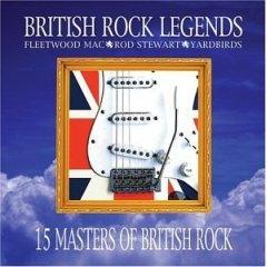 British Rock Legends - 15 Masters of British (Nice Machine)