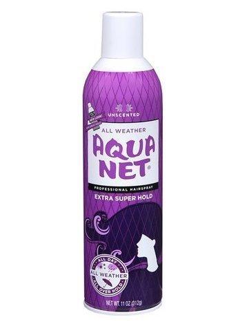 aqua-net-extra-super-hold-professional-hair-spray-unscented-11-ounces-by-aqua-net