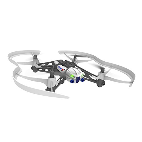 Parrot 46008BBR Airborne Cargo Mini Drone, White (Certified Refurbished)