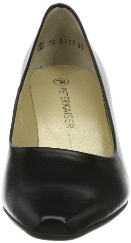 Peter Kaiser Malia - Zapatos de tacón con plataforma Negro (Schwarz (SCHWARZ CHEVRO 100 100))