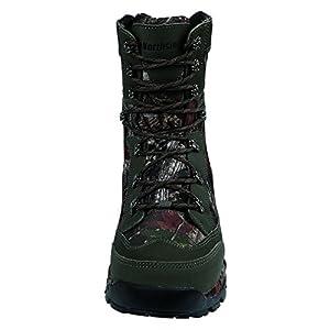 Northside Men's buckman 400 Backpacking Boot, Dark Olive, 11.5 Medium US