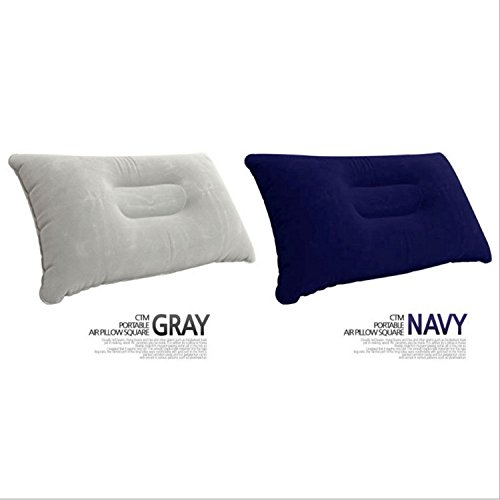 Outdoor Inflatable Pillow, Camping Travel Soft Blow-Up LUCAS