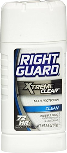 right-guard-xtreme-clear-antiperspirant-deodorant-invisible-solid-clean-26-oz-pack-of-6