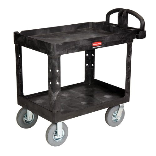 Rubbermaid Premium Universal Shelf Carts - 36