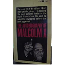 The Autobiography of Malcolm X Grove Press B-146
