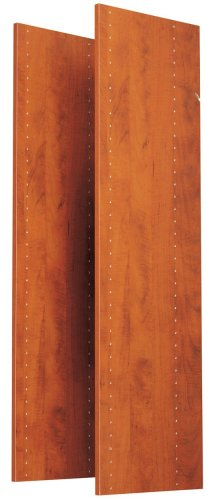Easy Track RV1447-C 48-Inch Vertical Panels, Cherry, 2-Pack by Easy Track