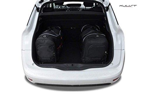 KJUST - CAR-BAGS AUTO-TASCHEN MASSTASCHEN ROLLENTASCHEN CITROEN C4 PICASSO II, 2010-