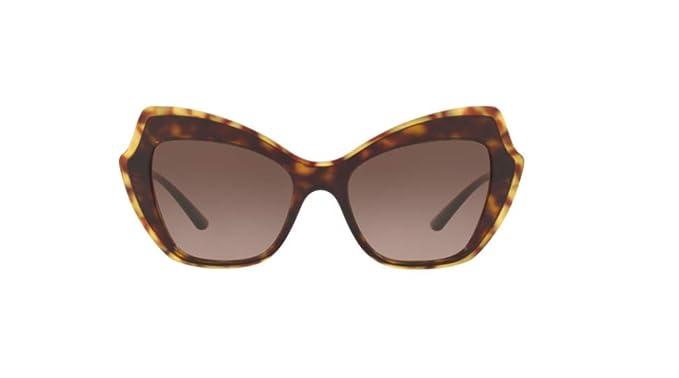 Gafas de Sol Dolce & Gabbana DG 4361 Havana 502/13 mujer ...