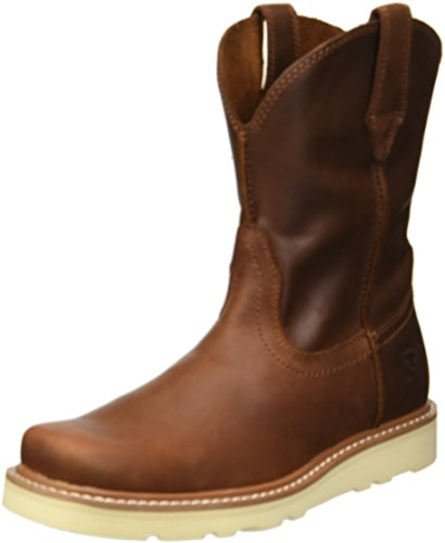 - Ariat Men's Rambler Recon Western Boot, Foothill Brown, 10.5 2E US
