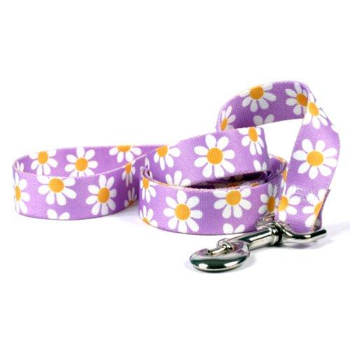 Yellow Dog Design Lead, 3/4-Inch by 60-Inch, Lavender Daisy