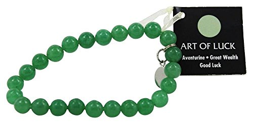 Art of Luck Bracelets Wealth Luck Aventurine Lucky