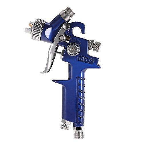 0.8mm Nozzle Air Brush Spray Painting Tool Kit - 1
