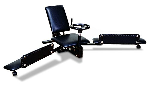 Tiger Deluxe Leg Stretcher Machine by GTMA