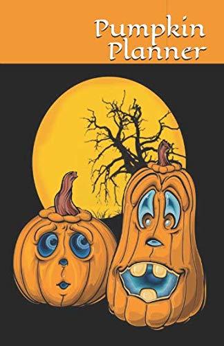 Pumpkin Planner: 31 day planner