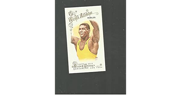 5ddb52e120b64 Amazon.com: Topps 2014 Allen and Ginter Mini Base Cards A and G Back ...