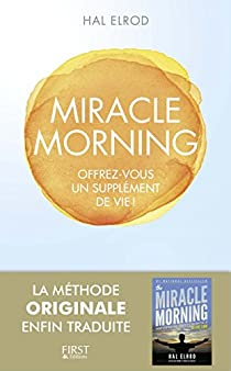 Miracle Morning par Elrod