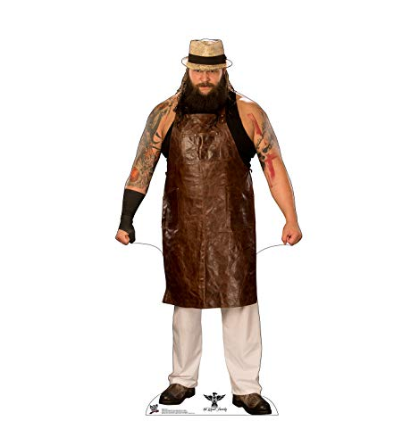 (Advanced Graphics Bray Wyatt Life Size Cardboard Cutout Standup - WWE)