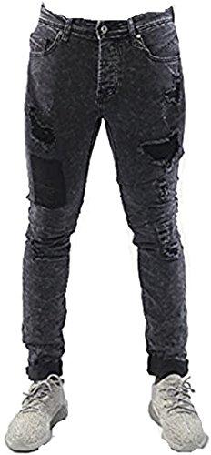 Project X Paris -  Pantaloni sportivi  - Uomo nero nero