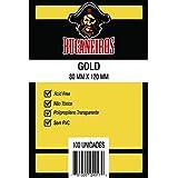 Sleeve Gold - Bucaneiros Jogos