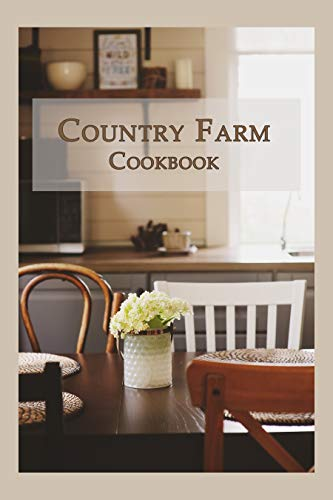 Country Farm Cookbook by [Stevens, JR]