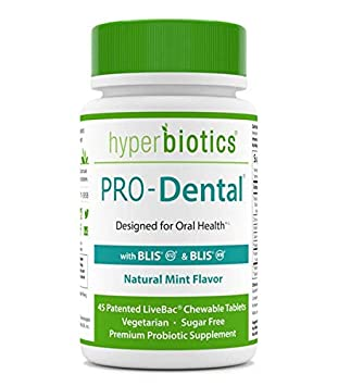 PRO-Dental: Probiotics for Oral & Dental Health—Freshens Breath at Its  Source—Top Oral Probiotic
