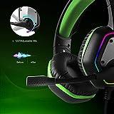 EKSA Gaming Headset with 7.1 Surround Sound