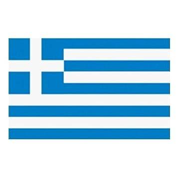 Griechenland Fahne 150 x 90cm Amazonde Sport  Freizeit
