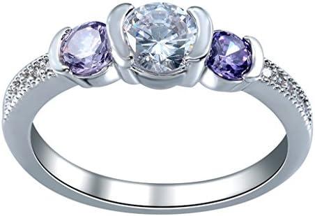 レディース ファッションリング ジュエリー アクセサリー リング 円形 キュービックジルコニア シンプル 指輪 ギフト 925