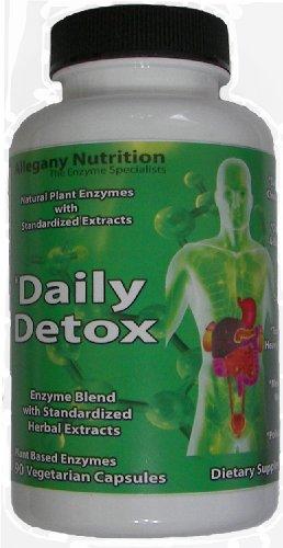 Allegany Nutrition Daily Detox - 90 ()