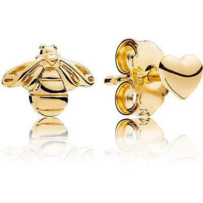 eccezionale gamma di colori garanzia di alta qualità prima clienti orecchini unisex gioielli Pandora trendy cod. 267071: Amazon ...