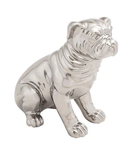 UPC 837303967323, Benzara Lovable Ceramic Dog Sculpture
