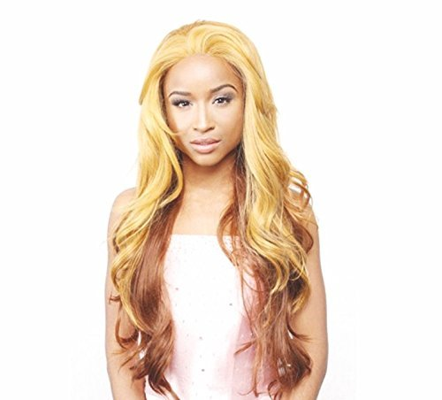 BIZ (1 Jet Black) - R&B Collection Synthetic Lace Front Wig