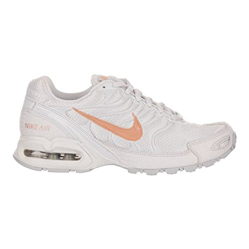 Nike Women's Air Max Torch 4 Running Shoes (9 M US, Pure Platinum/Metallic Rose Gold/Wolf Grey)