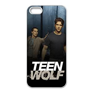 Hipster Teen Wolf Super Fit iPhone 4/4s Case Pattern Design Solid Hard Customized Cover Case for IPhone 4 4s-linda851