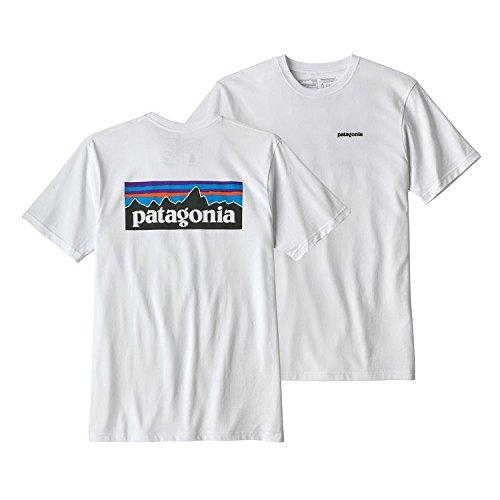 Homme shirt Pour 39174T Bianco Patagonia fvb7yYg6