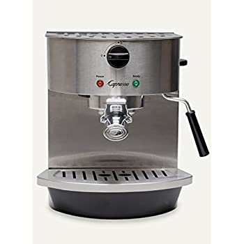 Capresso 119.05 Stainless Steel Pump Espresso and Cappuccino Machine