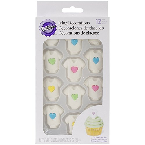 Wilton Royal Decorations, Baby Heart Tee