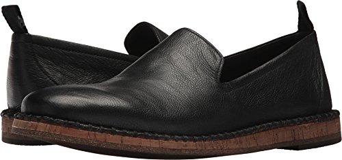 John Varvatos Mens Snoekbaars Loafer Zwart