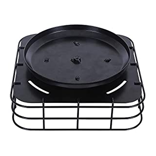 OROPY 360 Degree Turntable Lazy Susan - bottom view