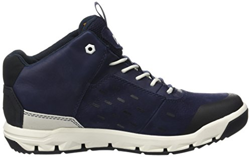Caterpillar Herren Parched Gore-Tex Hohe Sneakers Blau (Mens Blue Depths)