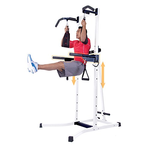 Body Power Multi-Functional Power Workout Tower PT728