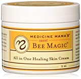 Medicine Mama's Apothecary Sweet Bee Magic All in One Healing Skin Cream, 2