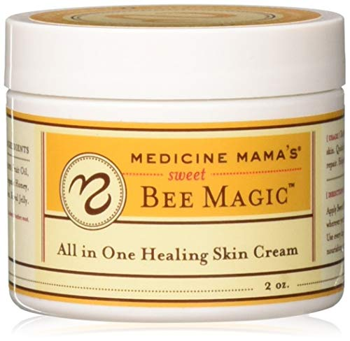 Medicine Mama's Apothecary Sweet Bee Magic All in One Healing Skin Cream, 2 Ounce