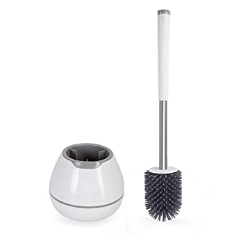 Boomjoy Silicone Toilet Brush Cleaner