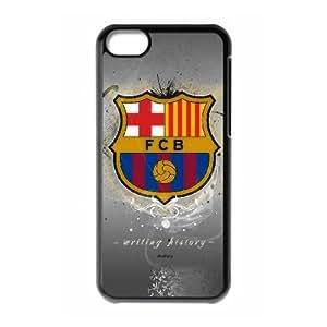 FC Barcelona M9M32G0BA funda iPod Touch 6 caso funda 2AU7D2 negro