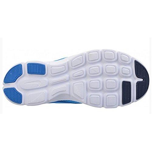 Nike Flex Experience 3 (GS) Jungen Laufschuhe Blau
