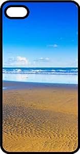 Paradise Beach Black Plastic Case for Apple iPhone 5 or iPhone 5s