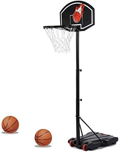 Idmarket Panier De Basket Sur Pied Hauteur Réglable Amazon Fr Jardin