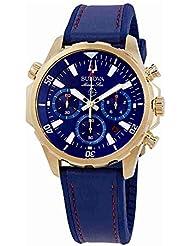 Bulova Men's Marine Star - 97B168 Blue One Size